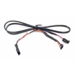 AUX cable BMW 2001-2010 12pins With Satellite Navigation SA609 or On-board monitor SA602.