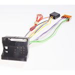KRAM TELECOM ISO adapter cable,  BMW 1 serie, 2004-