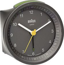 BNC 007 Alarm Clock grey