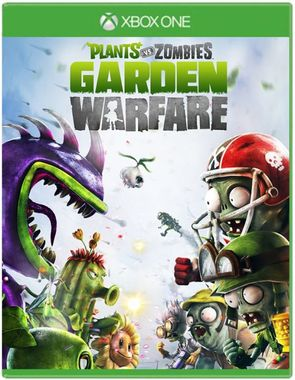 Plants vs Zombies: Garden Warfare Xbox One