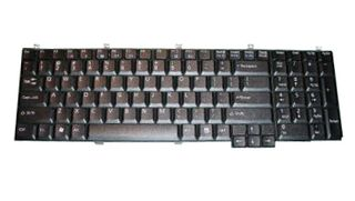 FUJITSU Keyboard ISO (GERMAN) Black (S26391-F166-B821)