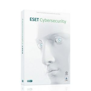 ESET Cybersecurity for Mac, 1 användare,  2år (7302100001)