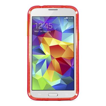 BELKIN SAMSUNG GALAXY S5 GRIP ULTIMATE PINK/ CITRUS