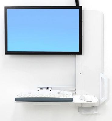 STYLEVIEW SIT-STAND VL HIGH TRAFFIC AREAS WHITE