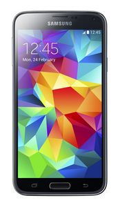 SAMSUNG Galaxy S5, Blue Android, IP67, G900 (SM-G900FZBANEE)