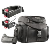Set Premium Biker Photo Bag incl. 2 Adapter