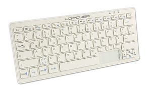 Tastatur LC-Power LC-KEY-BT-1W