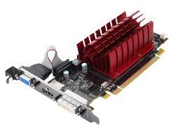 AMD Radeon HD5450 512MB 2xVGA of 2xDVI LP