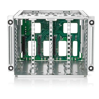 ProLiant DL580 5 Small Form Factor Drive Backplane Cage Kit