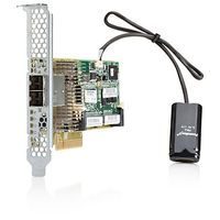 Smart Array P431/4GB FBWC 12Gb 2-ports Ext SAS Controller