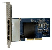 Intel I350-T4 ML2 Quad Port GbE Adapter for System x