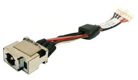 HP DC-In Power Connector (672361-001)