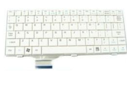 Keyboard P700 Nordic white