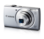 CANON CAMERA A2500 + SELPHY CP810 HVID