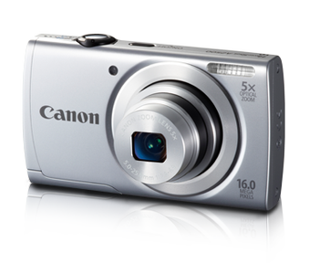 CANON CAMERA A2500 + SELPHY CP810 HVID (8253B011+5958B010)