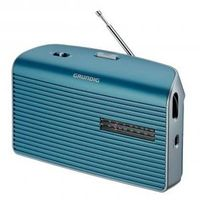 GRUNDIG Music 60 turquoise/ silver (GRN 1530)