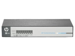 Hewlett Packard Enterprise 1410 8 Switch