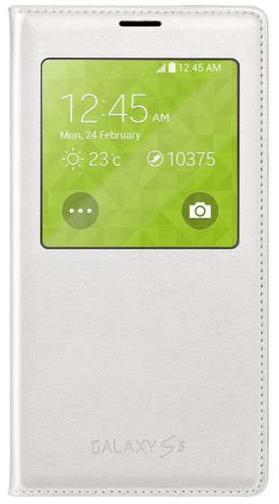 S-View Cover Galaxy S5 White
