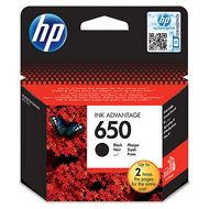 INK CARTRIDGE 650 BLACK                            IN SUPL