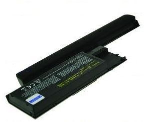 2-POWER Notebookbatteri,  Li-Ion, 11,1V, 6900mAh, Dell (CBI1058B)