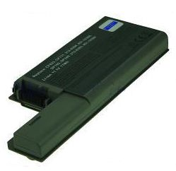 2-POWER Notebookbatteri,  Li-Ion, 11,1V, 6900mAh, 468g, Dell (CBI2004A)