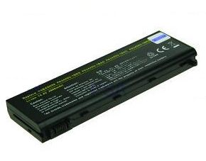 2-POWER Notebookbatteri,  Li-Ion, 14,4V, 4400mAh, 396g, Toshiba (CBI2017A)