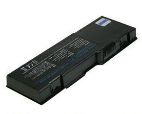 Notebookbatteri,  Li-Ion, 11,1V, 6900mAh, 434g, Dell