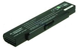 Notebookbatteri,  Li-Ion, 11,1V, 4400mAh, 315g, Sony