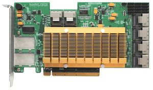 Rocket 2782 24/8 ch. PCI-E 2.0X8 to SAS/SATA III