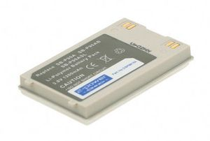 Digital Camera Battery 3.8v 1200mAh Tilsvarende SB-90ASL