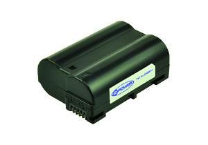 Digital Camera Battery 7v 1400mAh 9.8Wh Tilsvarende EN-EL15