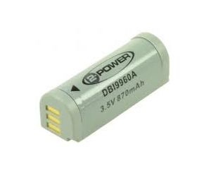 Digital Camera Battery 3.7v 600mAh Tilsvarende NB-9L