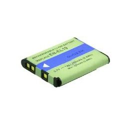 2-POWER Digital Camera Battery 3.7v 600mAh Tilsvarende EN-EL19 (DBI9963A)