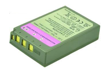 2-POWER Digital Camera Battery 7.4v 1100mAh Tilsvarende BLS-5 (DBI9964A)