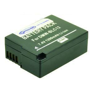 2-POWER Digital Camera Battery 7.4v 1000mAh Tilsvarende DMW-BLC12 (DBI9965A)
