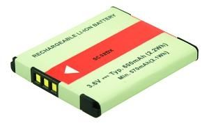 2-POWER Digital Camera Battery 3.7v 600mAh Tilsvarende NB-11L (DBI9975A)