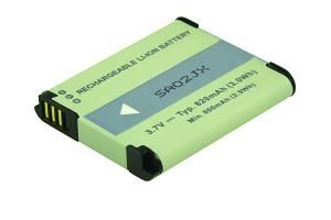 Digital Camera Battery 3.7v 770mAh Tilsvarende BP88