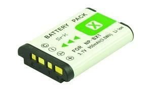 Digital Camera Battery 3.7v 1000mAh Tilsvarende NP-BX1