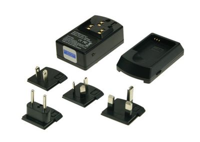 2-POWER Universal Digital Camera Battery Charger (UDC8002A)