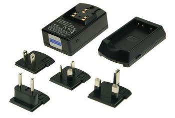 2-POWER Universal Digital Camera Battery Charger (UDC8004A)