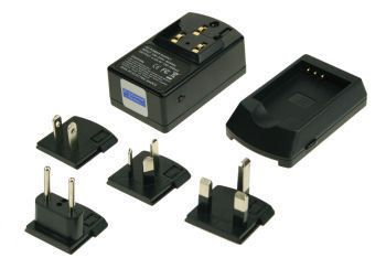 2-POWER Universal Digital Camera Battery Charger (UDC8007A)