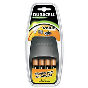 DURACELL 4 Hour AA/AAA Battery Charger (CEF14EU)