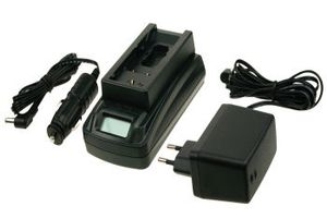 Ultra Fast Battery Charger Tilsvarende BP-2L