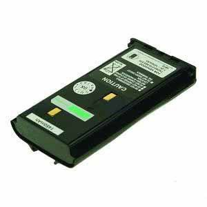 2-POWER RC Device Battery 7.2v 1450mAh Tilsvarende KNB-14 (RCN0002A)
