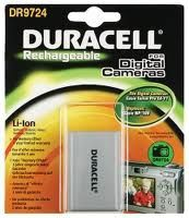 DURACELL Digital Camera Battery 7.4v 1700mAh Tilsvarende NP-100 (DR9724)