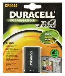 DURACELL Digital Camera Battery 3.7v 1800mAh Tilsvarende NP-90 (DR9944)