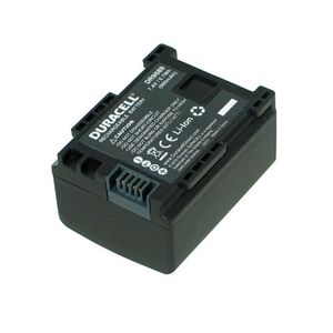 DURACELL Batteri BP-808 Erstatningsbatteri for Canon BP-808 (DR9689)