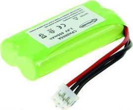 Cordless Phone Battery 2.4v 600mAh Tilsvarende CP31NM