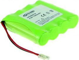 2-POWER Cordless Phone Battery 4.8v 1300mAh Tilsvarende CP08NM (CPH0007A)