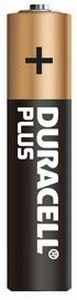 DURACELL Plus AAA 36 Pack-3 X MN2400B12 (MN2400-X36)